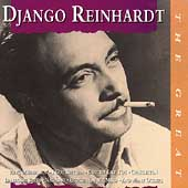 Django Reinhardt: The Great Django Reinhardt