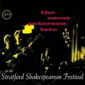 Oscar Peterson: Trio at the Stratford Shakespearean