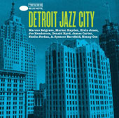 Various Artists: Detroit Jazz City