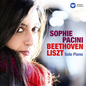 Sophie Pacini Plays Beethoven & Liszt: Solo Piano / Sophie Pacini, piano