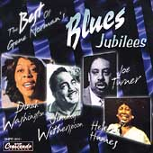 Dinah Washington: The Best of Blues Jubilees