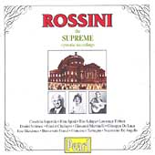 Rossini - The Supreme Operatic Recordings / Supervia, et al