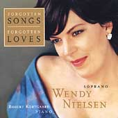 Forgotten Songs, Forgotten Loves / Nielsen, Kortgaard