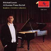 A Russian Piano Recital / Michael Lewin