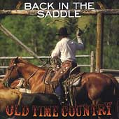 Various Artists: Old Time Country: Back In The Saddle