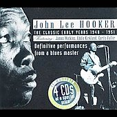 John Lee Hooker: Classic Early Years 1948-51 [Box]
