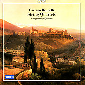 Brunetti: String Quartets / Schuppanzigh-Quartett