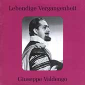 Lebendige Vergangenheit - Giuseppe Valdengo