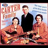 The Carter Family: The Carter Family, Vol. 2: 1935-1941 [Box]