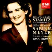 Johann & Carl Stamitz: Clarinet Concertos / Sabine Meyer