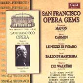 San Francisco Opera Gems Vol 1 - Verdi, Wagner, Mozart, etc