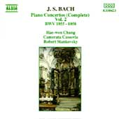 Bach: Complete Piano Concertos Vol 2 / Hae-won Chang