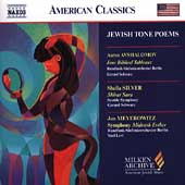 American Classics - Jewish Tone Poems / Schwarz, Levi, et al