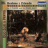 Brahms & Friends / Duo Egri-Pertis