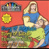Various Artists: Storybook CD & Coloring Book