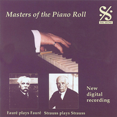 Masters of the Piano Roll - Strauss, etc