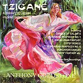 Tzigane - Gypsy Inspired Music - Kodaly, et al / Goldstone