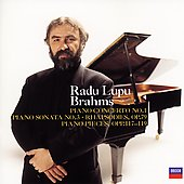 Radu Lupu Edition - Brahms: Piano Concerto no 1, etc