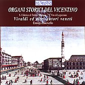 Historic Organs of Vicentino / Zanovello