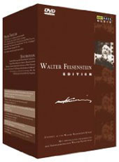 Walter Felsenstein Edition: 7 Operas, Extensive Interviews & Documentaries [11 DVD]