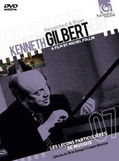 Kenneth Gilbert: Harpischord & Organ / Film by Michel Follin [DVD]