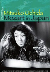 Mitsuko Uchida - Mozart in Japan, a film by Tony Palmer [DVD]