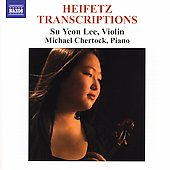 Heifetz Transcriptions / Su Yeon Lee