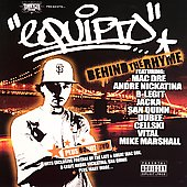 Equipto: Behind the Rhyme [CD/DVD] [PA]