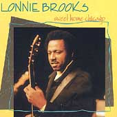 Lonnie Brooks: Sweet Home Chicago