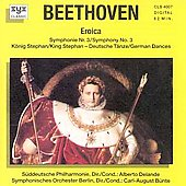 Beethoven: Eroica , King Stephan