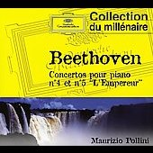 Beethoven: Piano Concertos Nos. 4 & 5