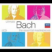 Ultimate Bach - The Essential Masterpieces