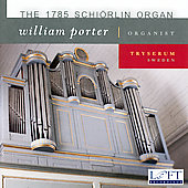 The 1785 Schiörlin Organ / William Porter