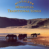 Various Artists: Voyager Series: Mongolia