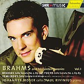 Brahms and His Contemporaries - / Moser, Rivinius
