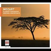 Basics - Mozart: Clarinet Concerto, Sinfonia Concertante