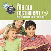 Mp3 Bible: MP3 Bible: Old Testament, Vol. 2 [Slimline]
