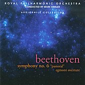 Beethoven: Symphony no 6, Egmont Overture / Ermler, RPO