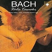 Bach: Violin Concertos / Emmy Verhey, Rainer Kussmaul