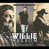 Willie Nelson: Triple Feature [Digipak]