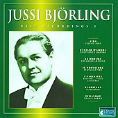 Best Recordings, Vol. 1 - Jussi Björling