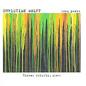 Wolff: Long Piano (Peace March 11) / Thomas Schultze