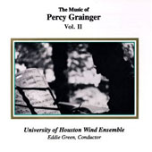 The Music of Percy Grainger, Vol. 2