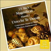 J.S. Bach: Magnificat; Handel: Utrecht Te Deum