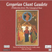 Gregorian Chant Gaudete
