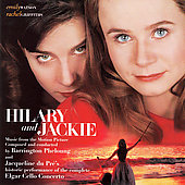 Barrington Pheloung: Hilary & Jackie: Music from the Motion Picture