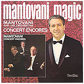 Mantovani: Mantovani Magic / Concert Encores