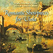 Romantic Showpieces for Viola: Hummel, Schumann, Bruch