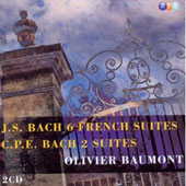 J.S. Bach: 6 French Suites