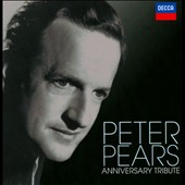 Peter Pears: Anniversary Tribute